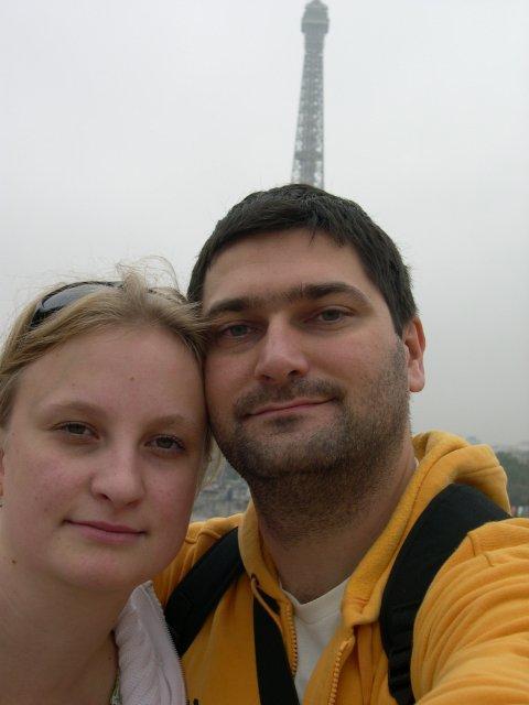 Lucia a Olivier - Olivier má anténu.