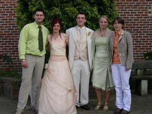 Svadba vo Francúzsku. Slovenské nevesty sú aj tak najkrajšie:-)