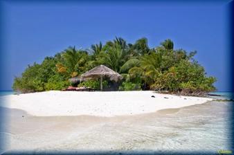 Nebo snad Maledivy?