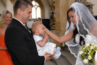 nejmenší svatebčánek