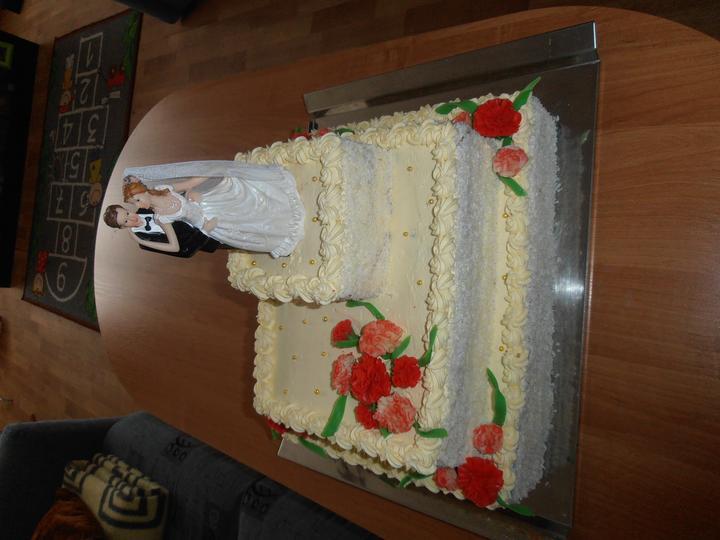 Amaterské fotky z naší svatby :-) - Obrázek č. 13
