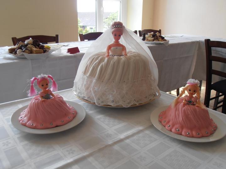 Amaterské fotky z naší svatby :-) - práce mojí maminky, nevěsta s družičkami