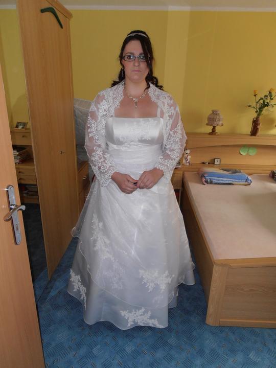 Amaterské fotky z naší svatby :-) - Obrázek č. 32