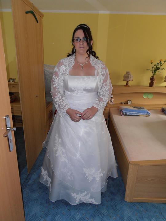 Amaterské fotky z naší svatby :-) - Obrázek č. 33