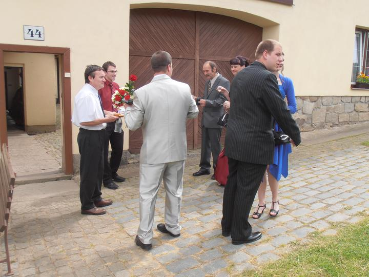Amaterské fotky z naší svatby :-) - Obrázek č. 35