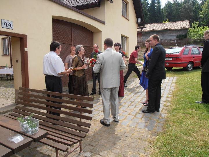 Amaterské fotky z naší svatby :-) - Obrázek č. 36