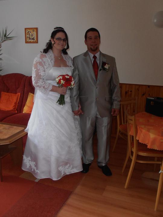 Amaterské fotky z naší svatby :-) - Obrázek č. 40