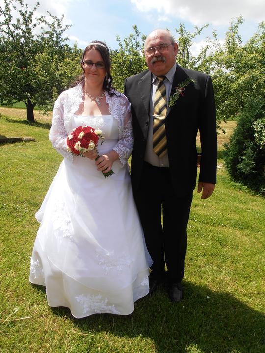 Amaterské fotky z naší svatby :-) - Obrázek č. 46