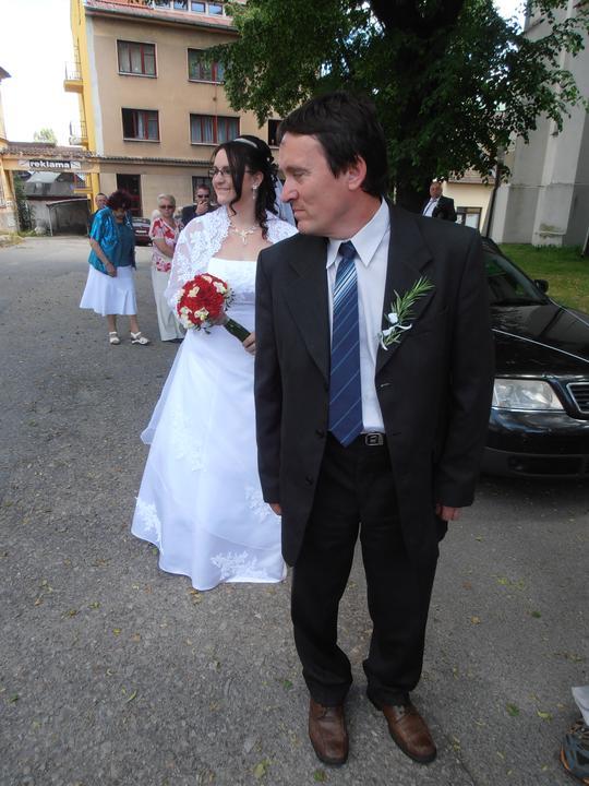 Amaterské fotky z naší svatby :-) - Obrázek č. 48