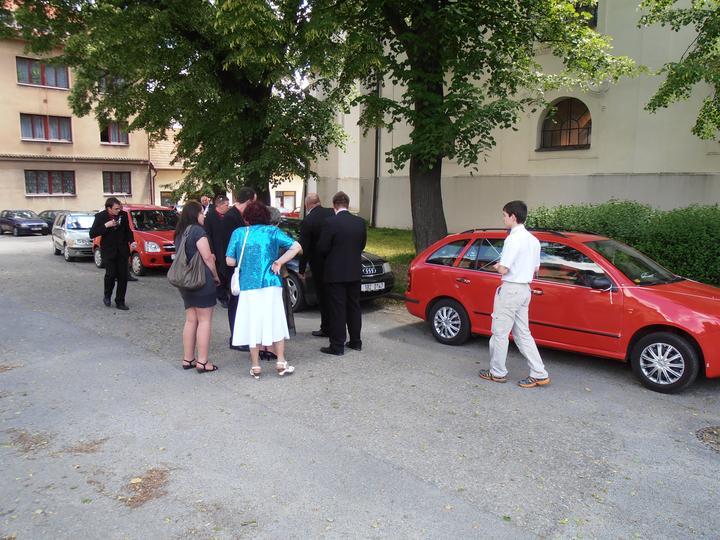 Amaterské fotky z naší svatby :-) - Obrázek č. 52