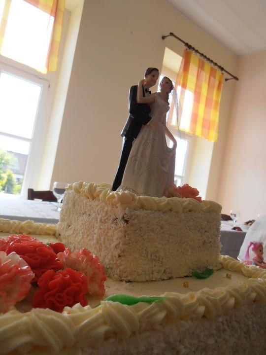 Amaterské fotky z naší svatby :-) - Obrázek č. 58