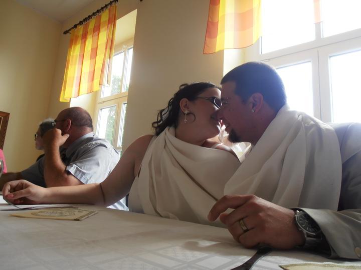 Amaterské fotky z naší svatby :-) - Obrázek č. 63