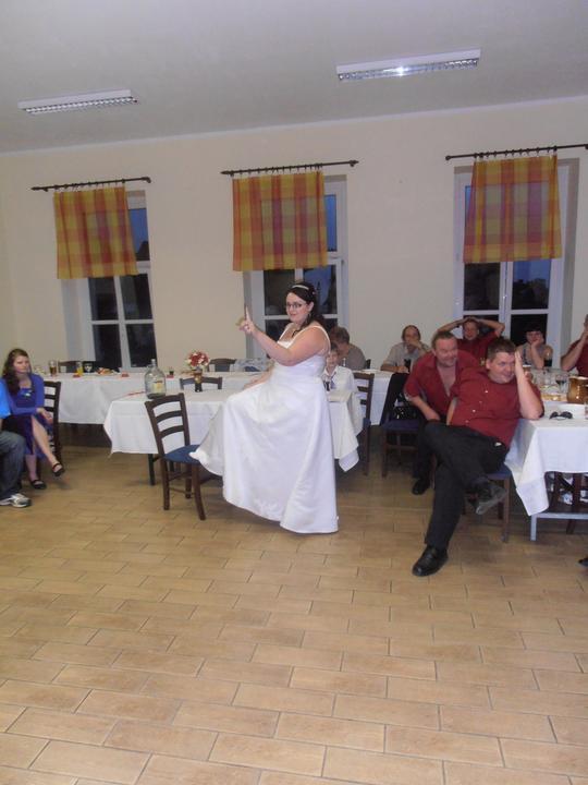 Amaterské fotky z naší svatby :-) - Obrázek č. 72