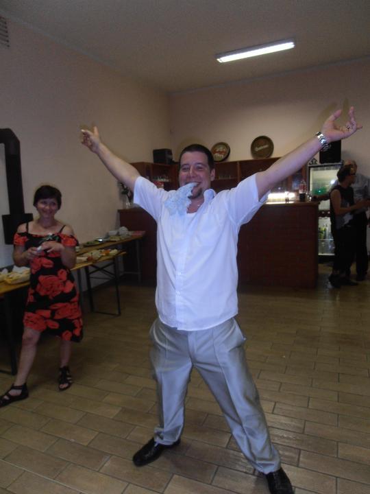 Amaterské fotky z naší svatby :-) - mám ho!!!!