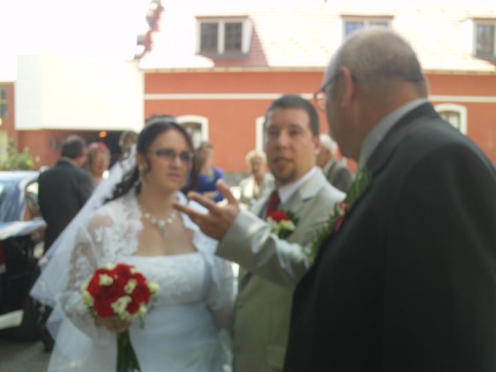 Amaterské fotky z naší svatby :-) - Obrázek č. 78