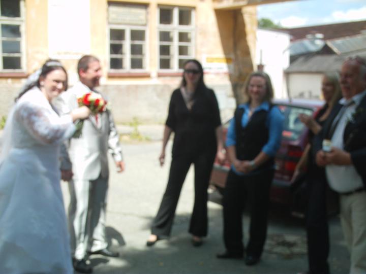 Amaterské fotky z naší svatby :-) - Obrázek č. 79