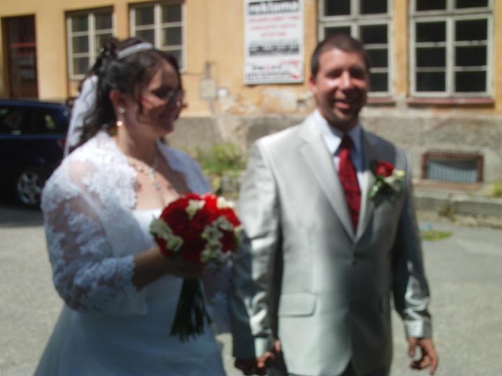 Amaterské fotky z naší svatby :-) - Obrázek č. 80
