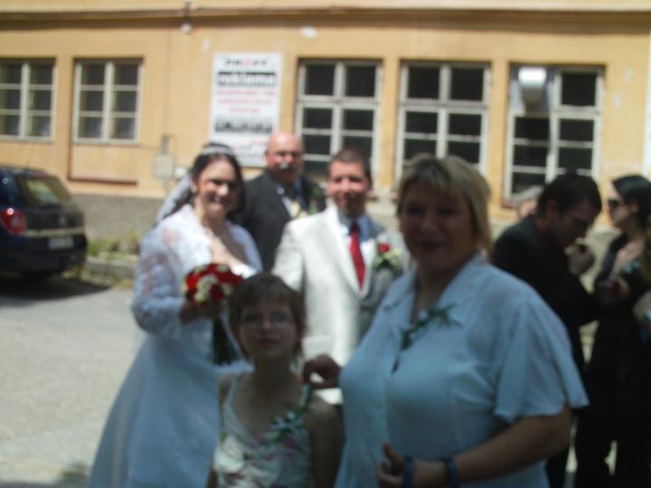 Amaterské fotky z naší svatby :-) - Obrázek č. 81