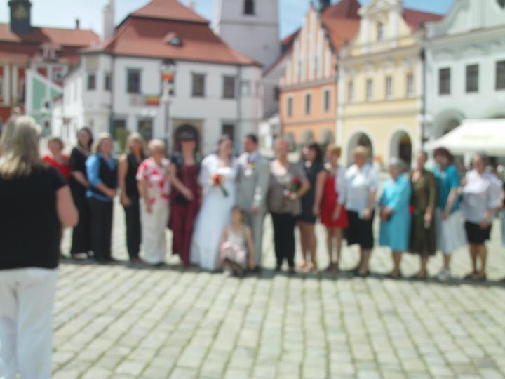 Amaterské fotky z naší svatby :-) - Obrázek č. 82