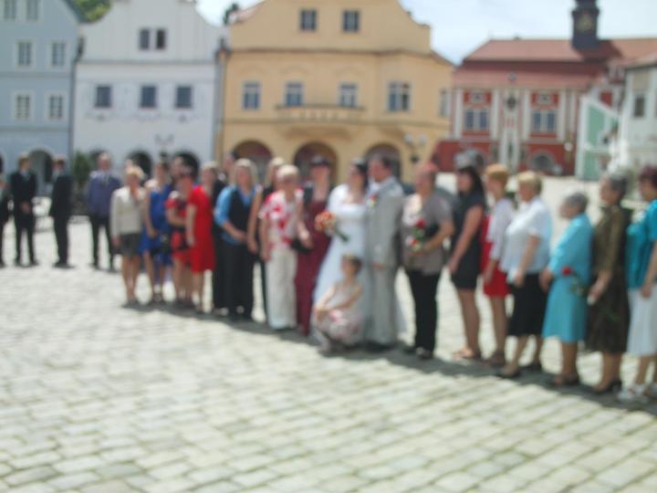Amaterské fotky z naší svatby :-) - Obrázek č. 83