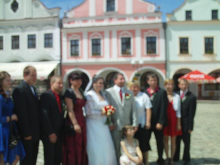 Amaterské fotky z naší svatby :-) - Obrázek č. 85