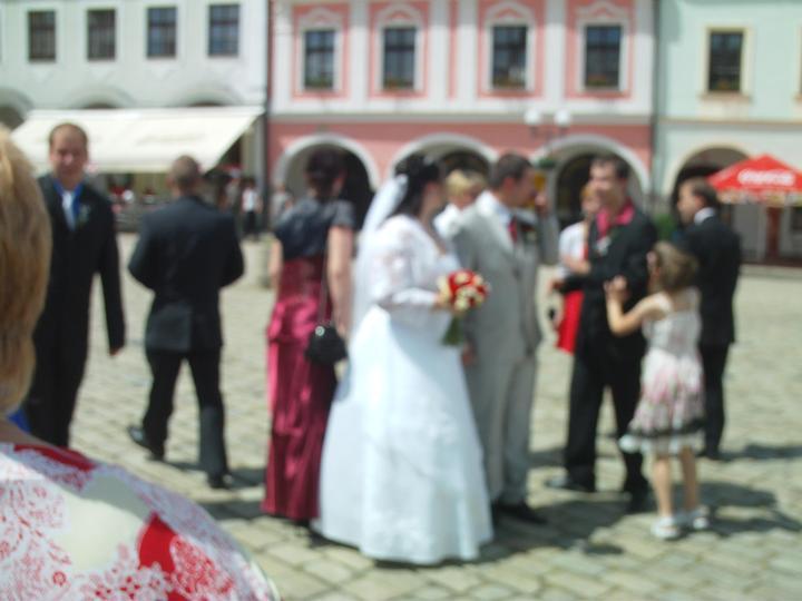 Amaterské fotky z naší svatby :-) - Obrázek č. 86