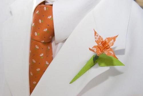 Dekorácie - origami - Obrázok č. 4