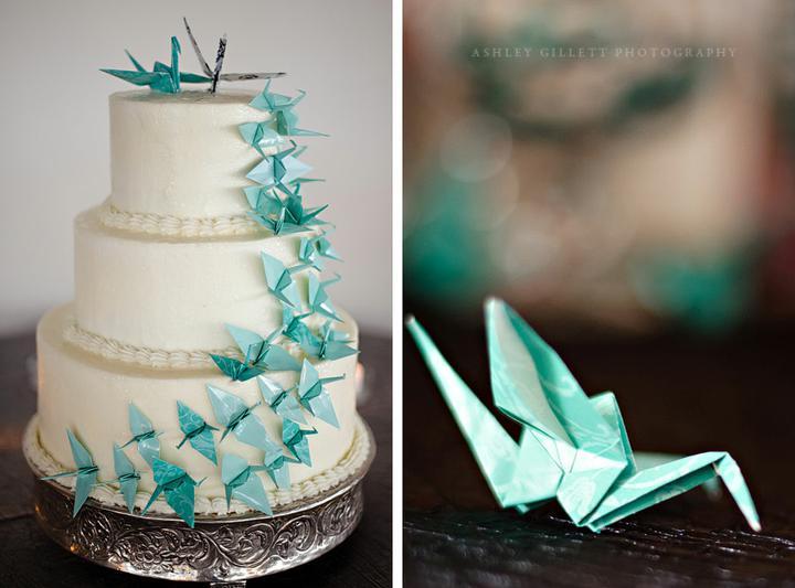 Dekorácie - origami - Obrázok č. 2