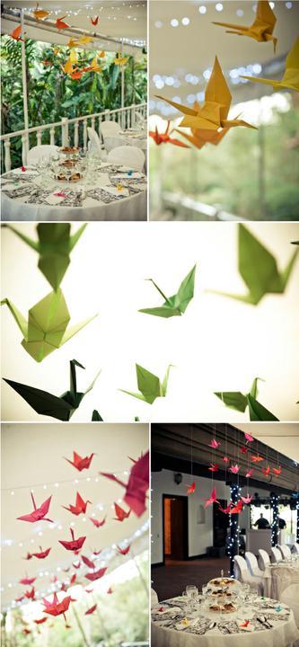 Dekorácie - origami - Obrázok č. 6