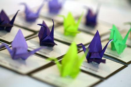 Dekorácie - origami - Obrázok č. 7