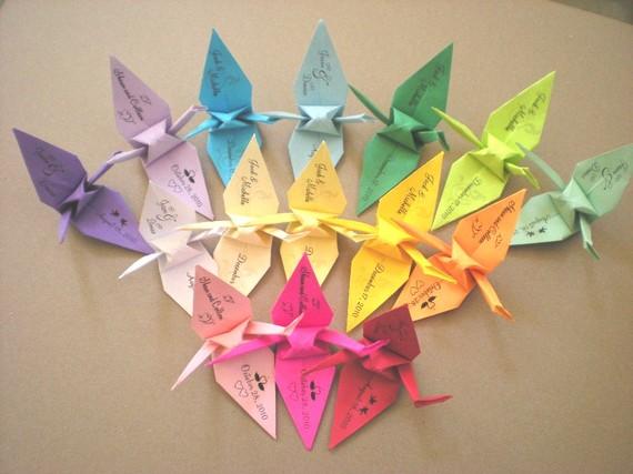 Dekorácie - origami - Obrázok č. 11