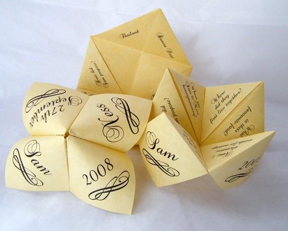 Dekorácie - origami - Obrázok č. 12