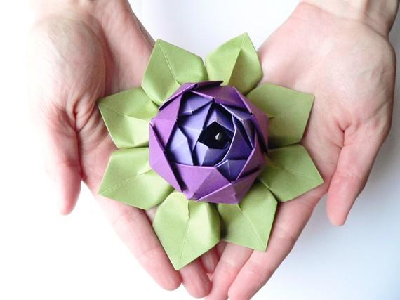 Dekorácie - origami - Obrázok č. 13