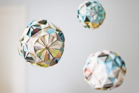 Dekorácie - origami - Obrázok č. 16