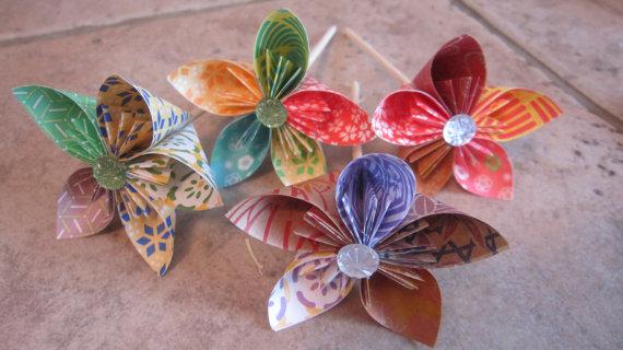 Dekorácie - origami - Obrázok č. 21
