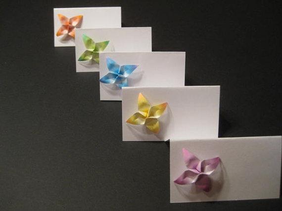 Dekorácie - origami - Obrázok č. 23
