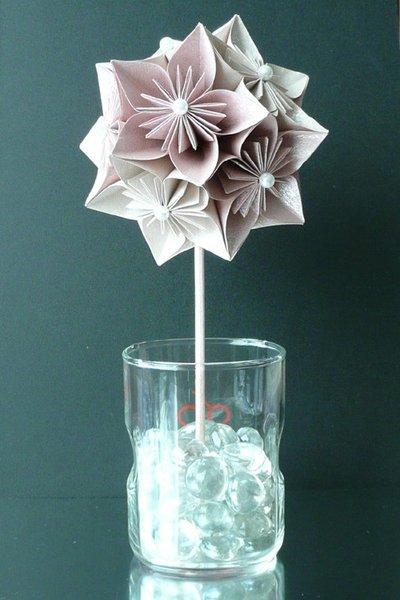 Dekorácie - origami - Obrázok č. 25