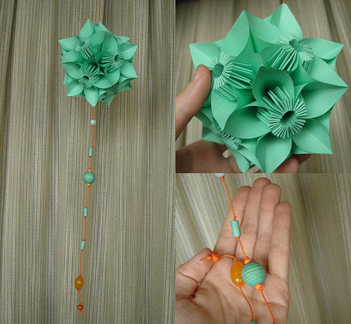 Dekorácie - origami - Obrázok č. 27