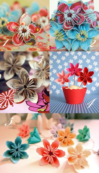 Dekorácie - origami - Obrázok č. 30