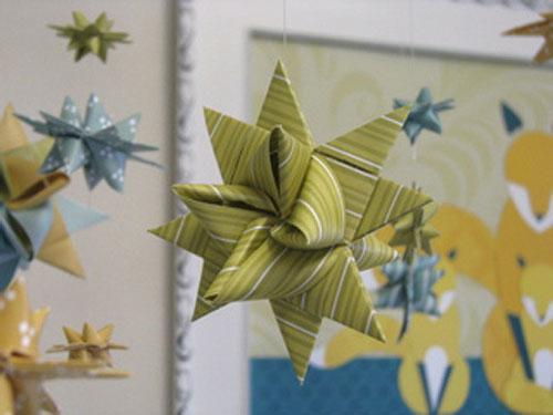Dekorácie - origami - Obrázok č. 33