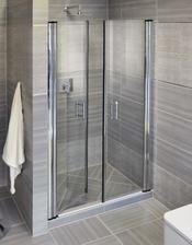 Sprchové dvere Ravak ESD2. Cena 575€. Sprchový nechceme plastový. Podobne to bude vyzerať asi aj u nás. Sprchový bude pri okne, oproti bude wc a vedľa sprchového bude dvojumývadlo. A vedľa wc (oproti umývadlám) bude vaňa. :-)