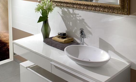Kúpeľňa - Aj toto je veľmi pekné. Villeroy & Boch
