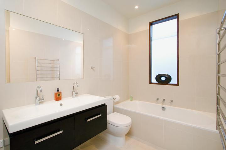 Kúpeľňa - Tatéto nejaké umývadlo, len toto mi pripadá skor ako vaňa. :-D Trošku keby boli oddelené, nech je vidieť, že sú dve.