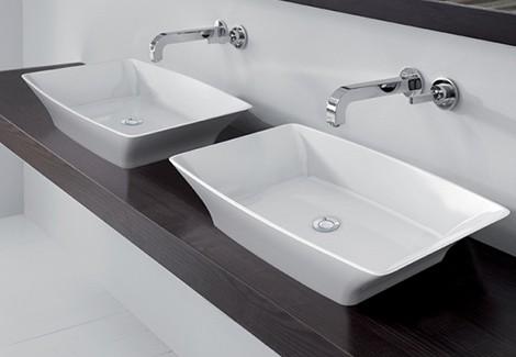 Kúpeľňa - Krásne. Nejak na takýto štýl to chceme aj my.