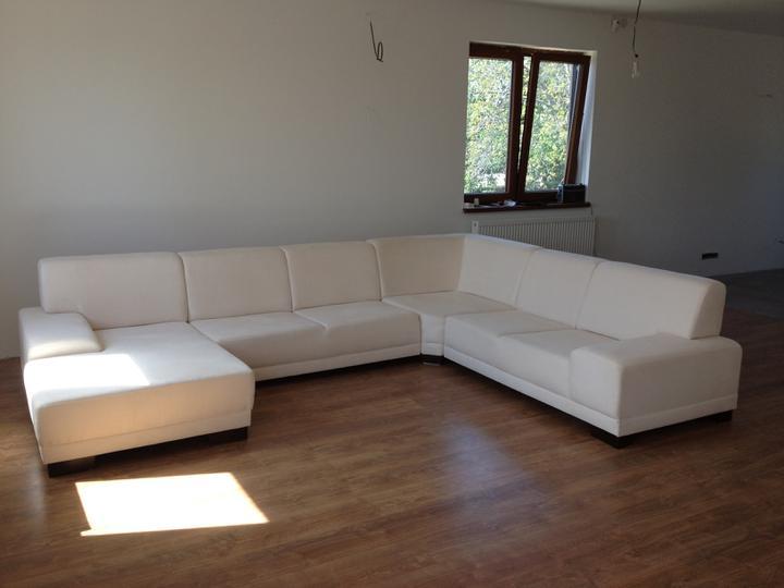 Upravený Bungalow 69 - 29.4.2012 - rozložená sedačka