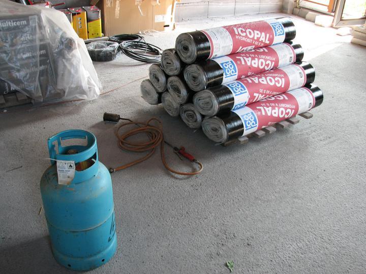 Upravený Bungalow 69 - 13.8.2010 - Ipa nachystaná.