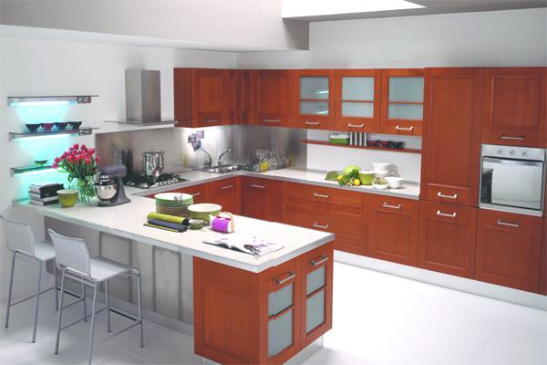 Kuchyňa - V inej farbe, by to bolo celkom fajn.