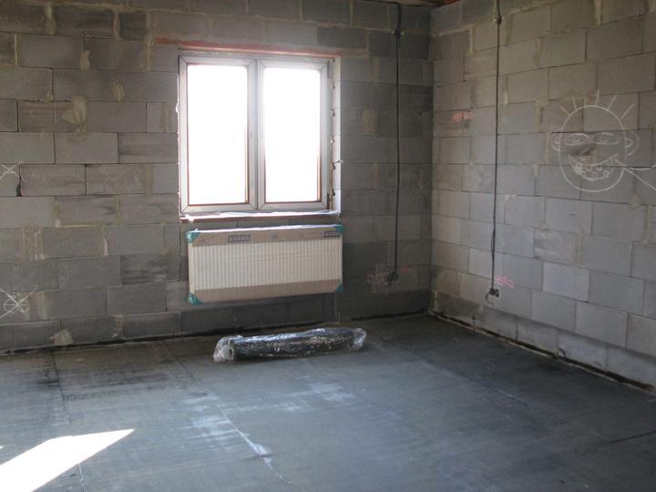 Upravený Bungalow 69 - 20.11.2010 - Nové radiátory.