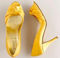 žluté botičky - můj sen - ale kde je sehnat - nevíte někdo?