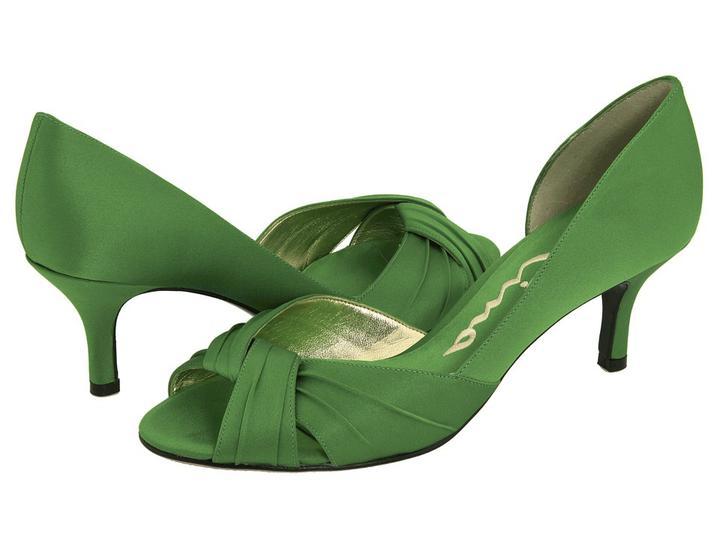 Topánky - Nina Culver. Farba Apple Green. Su to tie iste, ako na predoslom obrazku.
